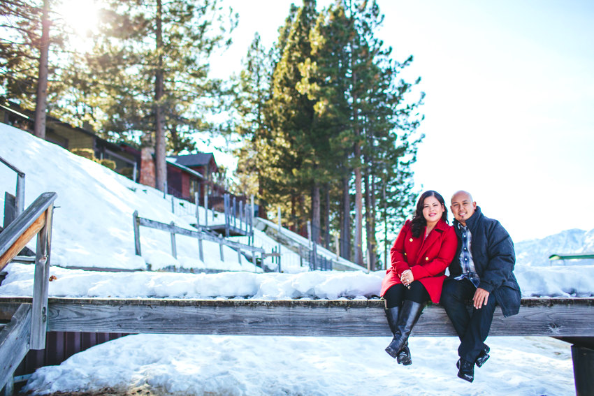 South Lake Tahoe Engagement 001