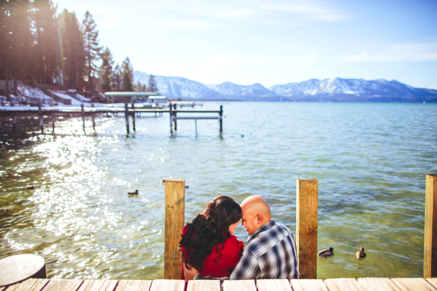 South Lake Tahoe Engagement 002