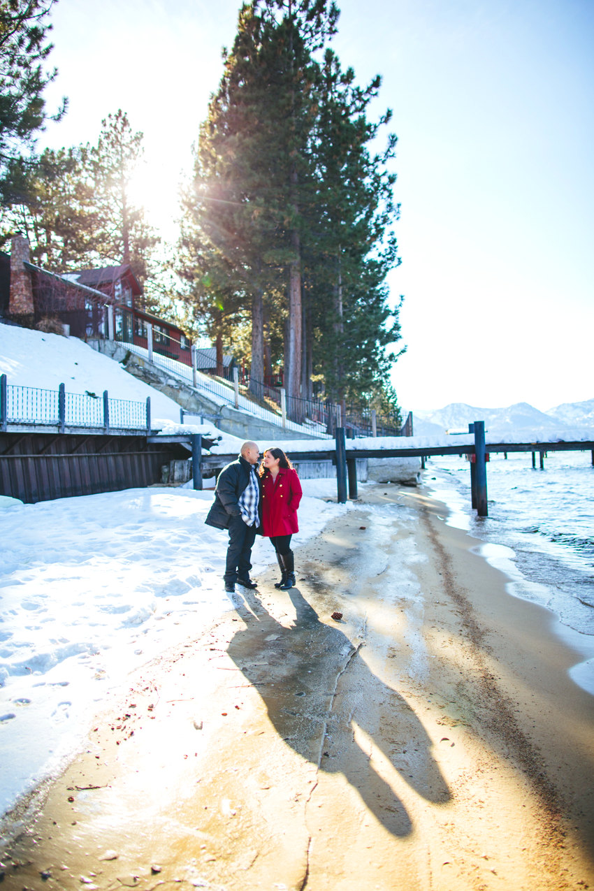 South Lake Tahoe Engagement 003