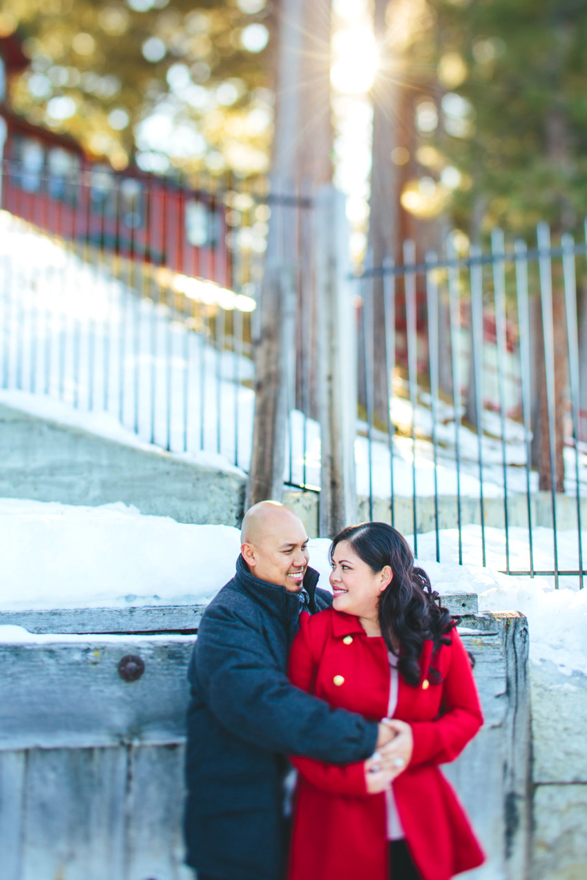 South Lake Tahoe Engagement 005