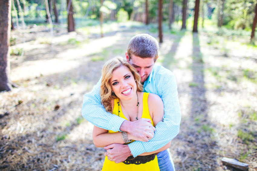 South Lake Tahoe Engagement session 001