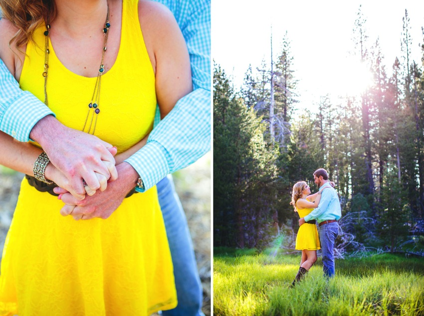 South Lake Tahoe Engagement session 003a