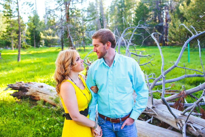 South Lake Tahoe Engagement session 004