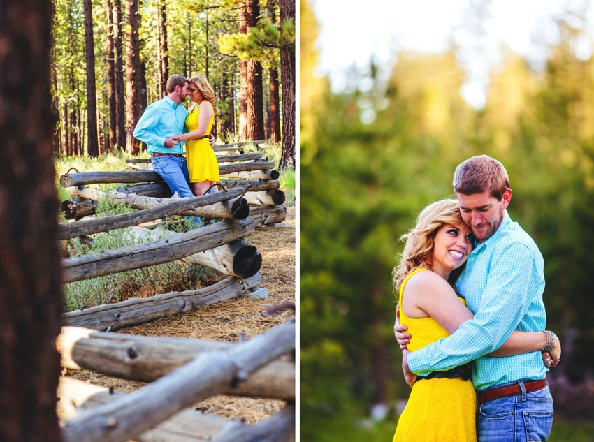South Lake Tahoe Engagement session 008a