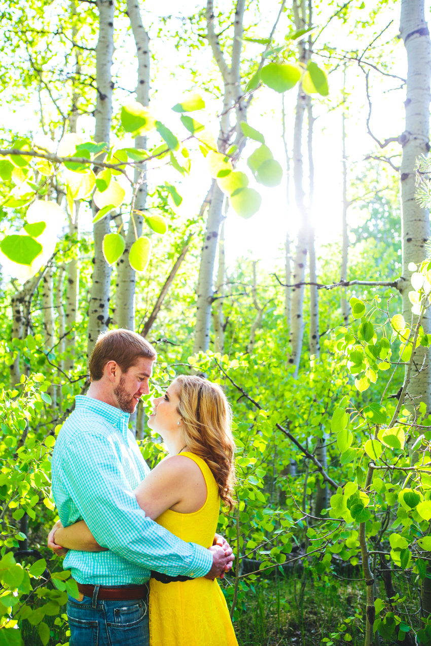 South Lake Tahoe Engagement session 010