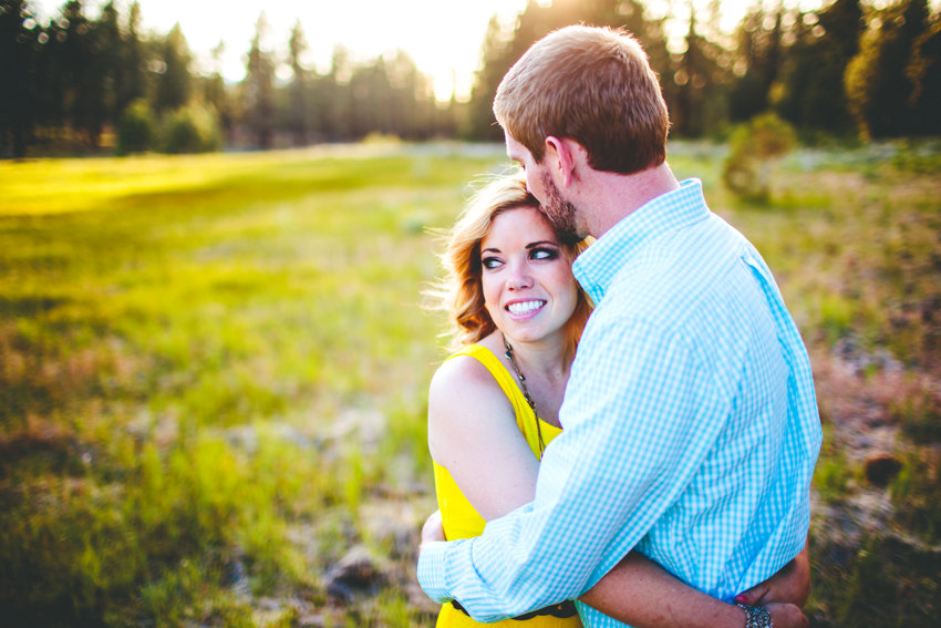 South Lake Tahoe Engagement session 014
