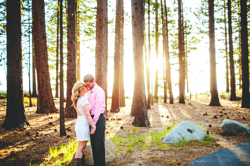 South Lake Tahoe Engagement session 016