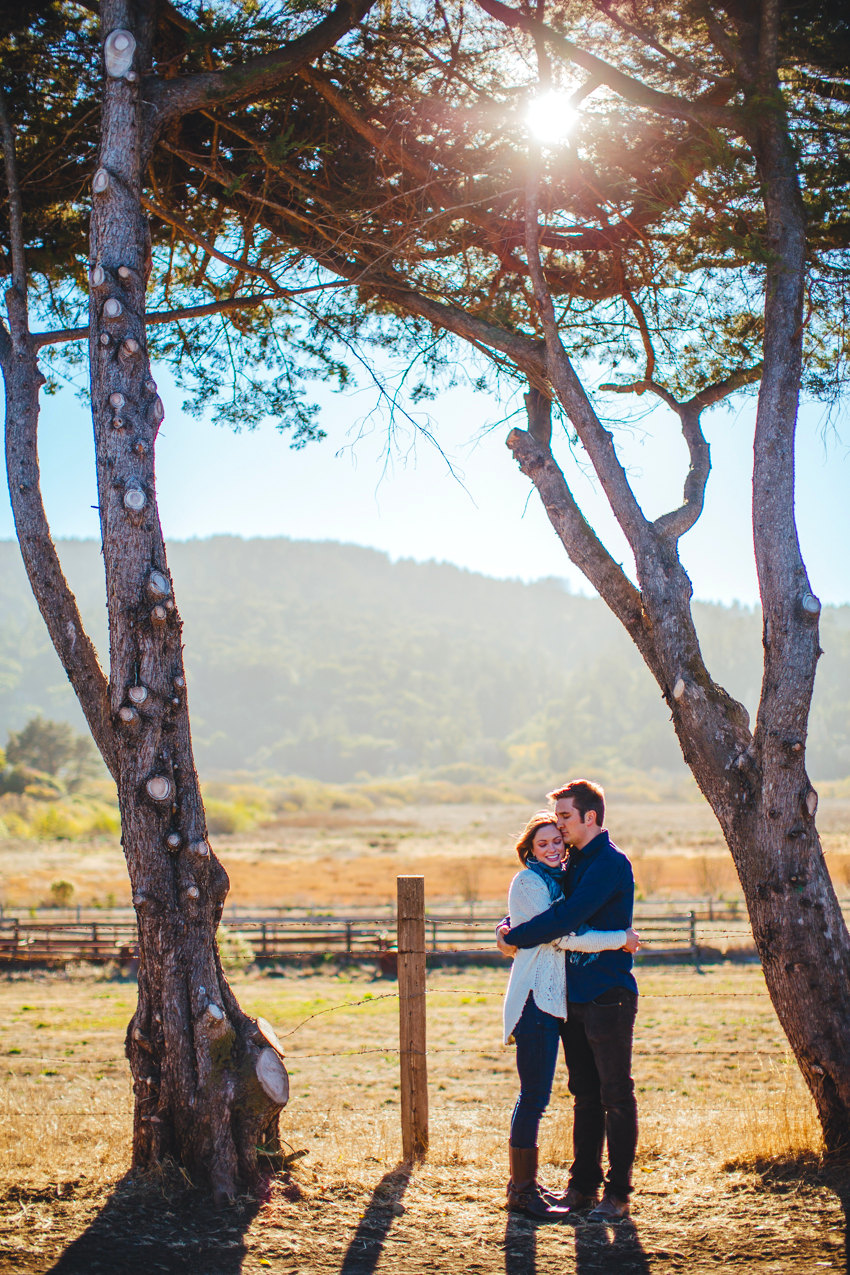 Point Reyes Engagement Session 007 photo