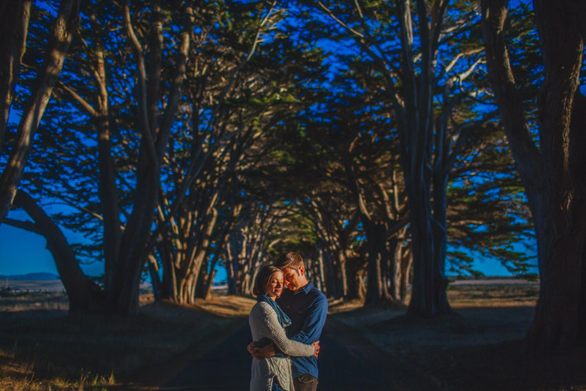 Point Reyes Engagement Session 012 photo