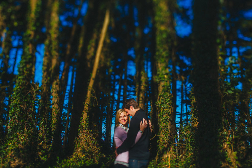 Presidio and Crissy Field Engagement Session 001