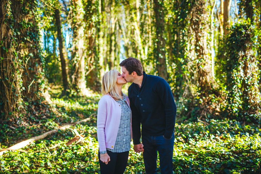 Presidio and Crissy Field Engagement Session 006