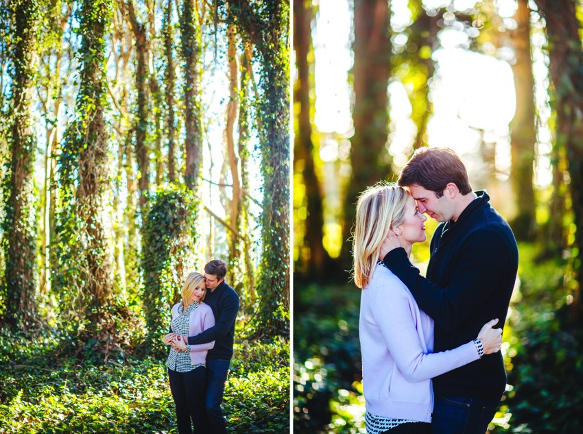 Presidio and Crissy Field Engagement Session 009a