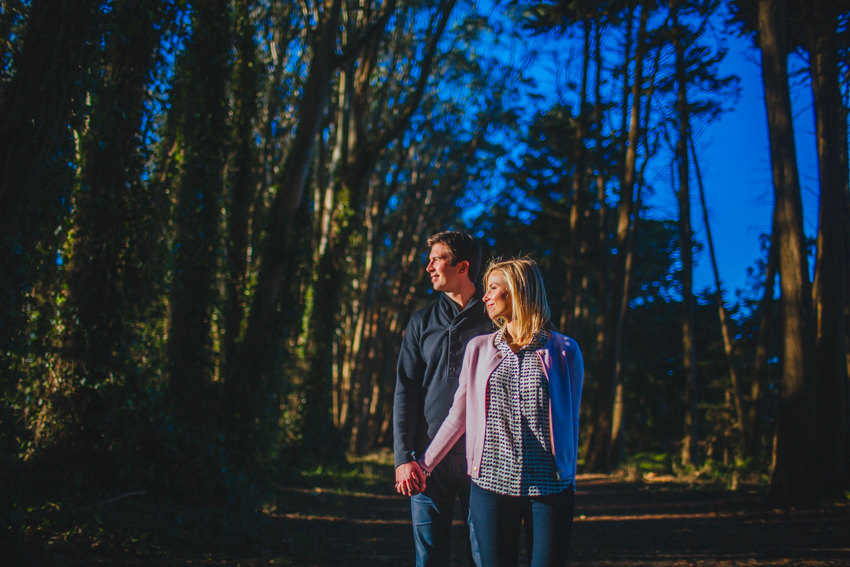 Presidio and Crissy Field Engagement Session 010