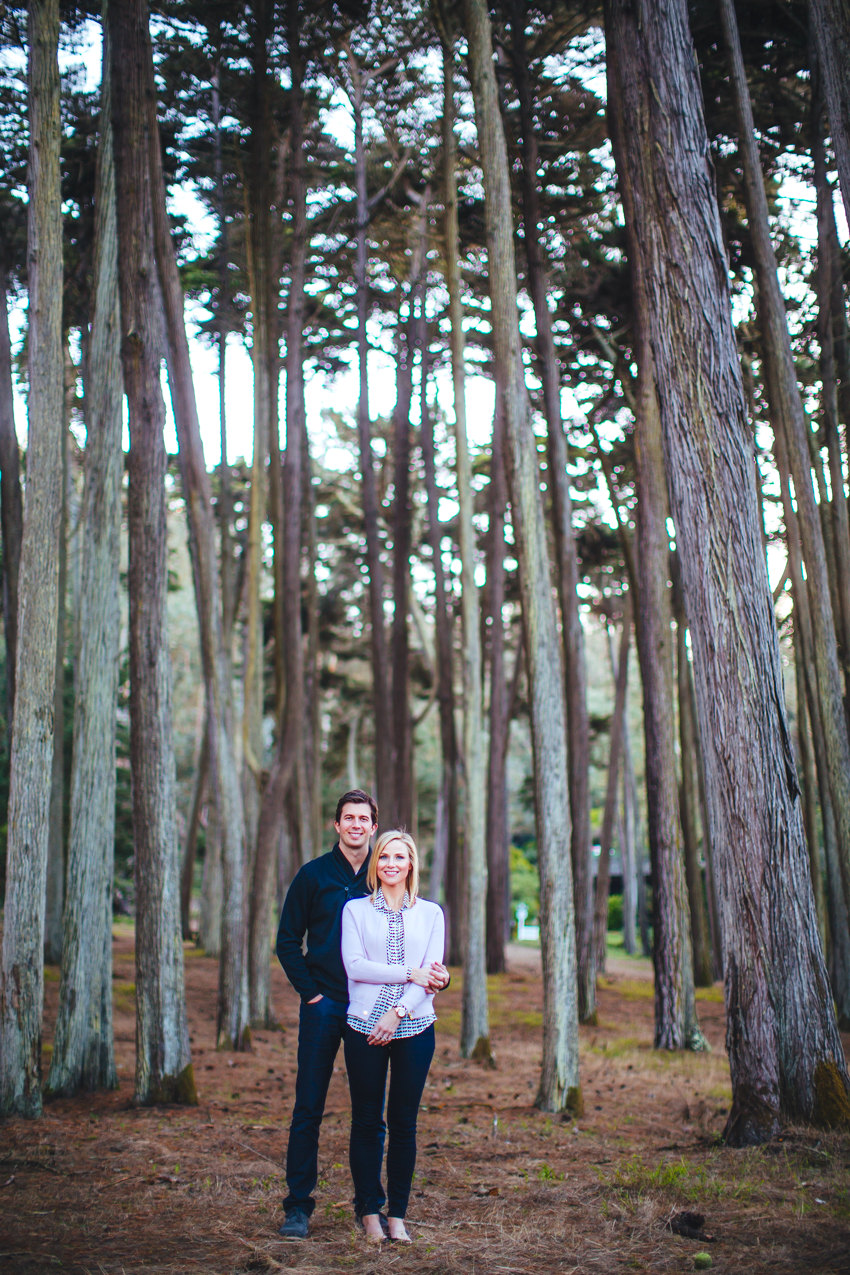 Presidio and Crissy Field Engagement Session 015