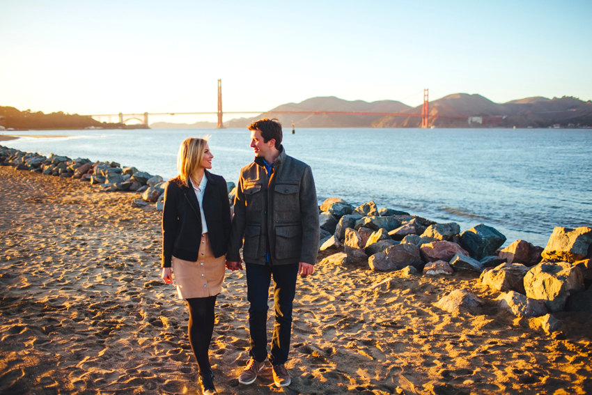 Presidio and Crissy Field Engagement Session 021