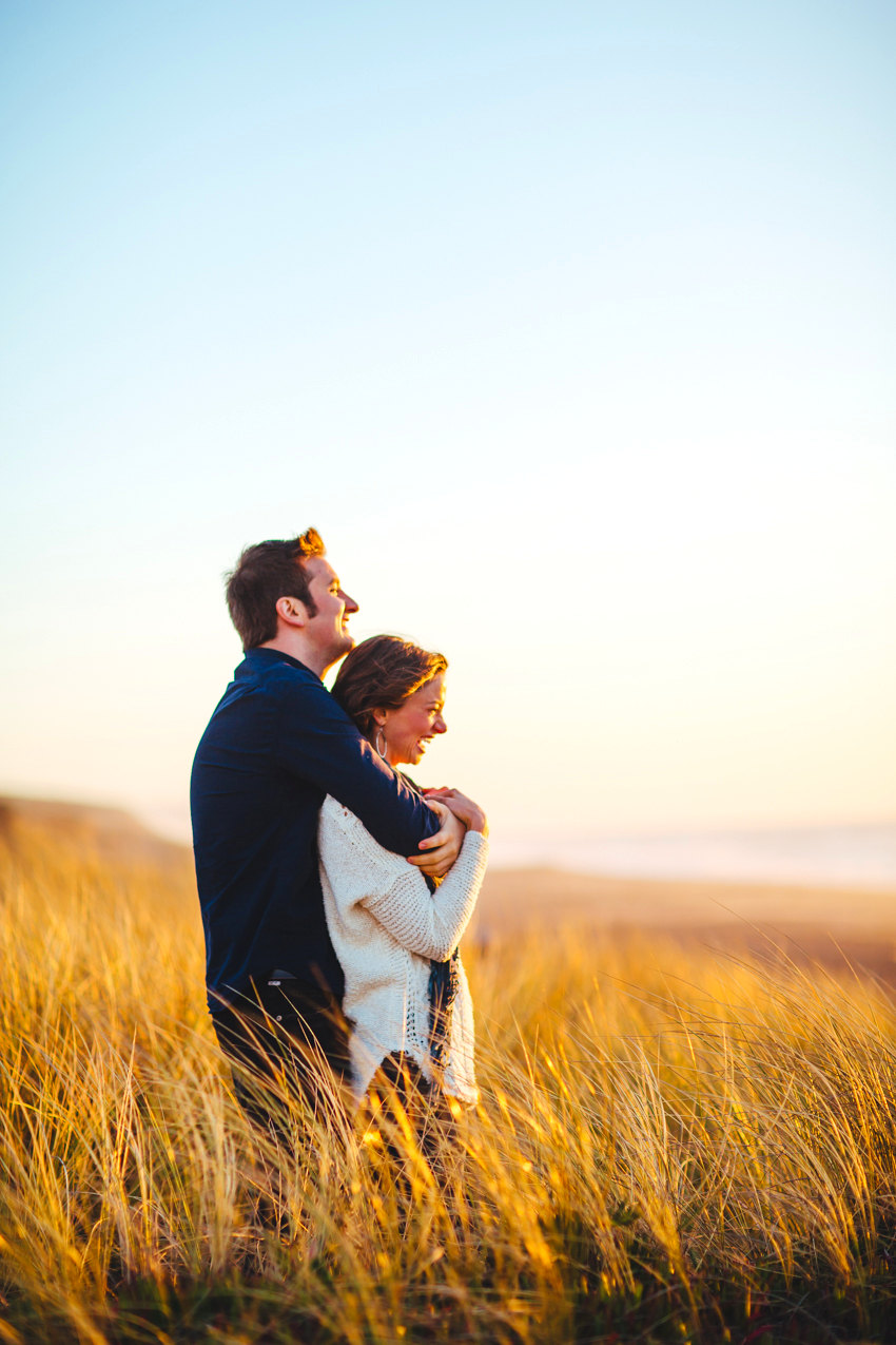 Point Reyes Engagement Session 017 photo