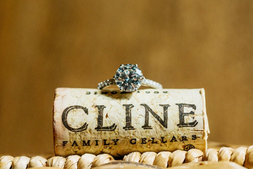 Cline Cellars Wedding 113 photo