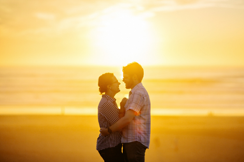 San Francisco Ocean Beach Engagement Session 030 Photo