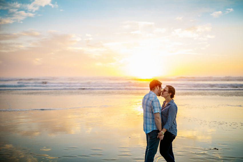 San Francisco Ocean Beach Engagement Session 037 Photo