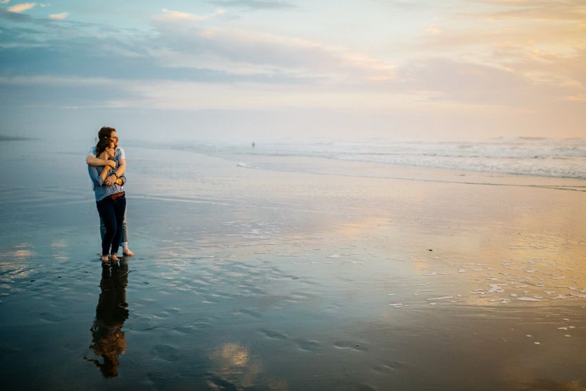 San Francisco Ocean Beach Engagement Session 039 Photo