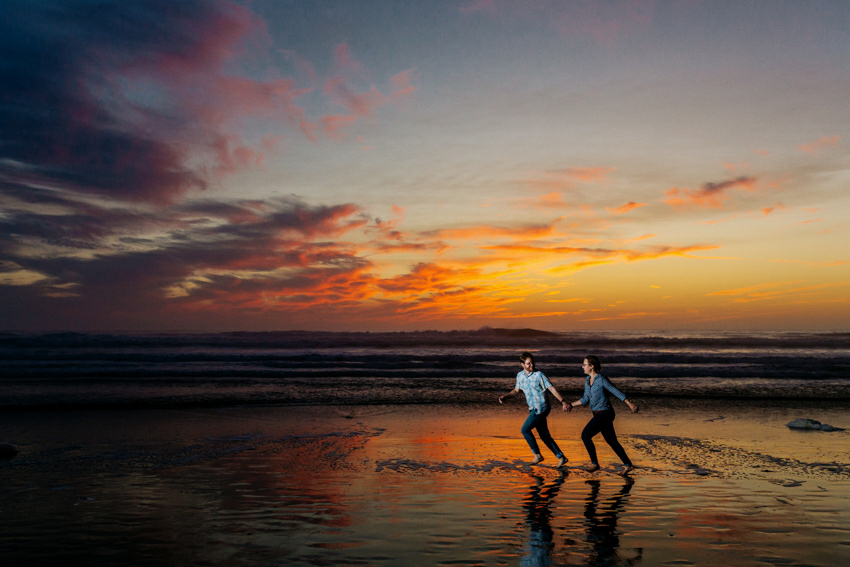 San Francisco Ocean Beach Engagement Session 049 Photo