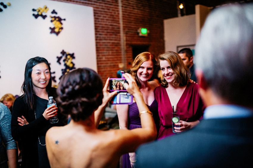 Crocker Museum and Beatnik Studio Wedding 110 photo