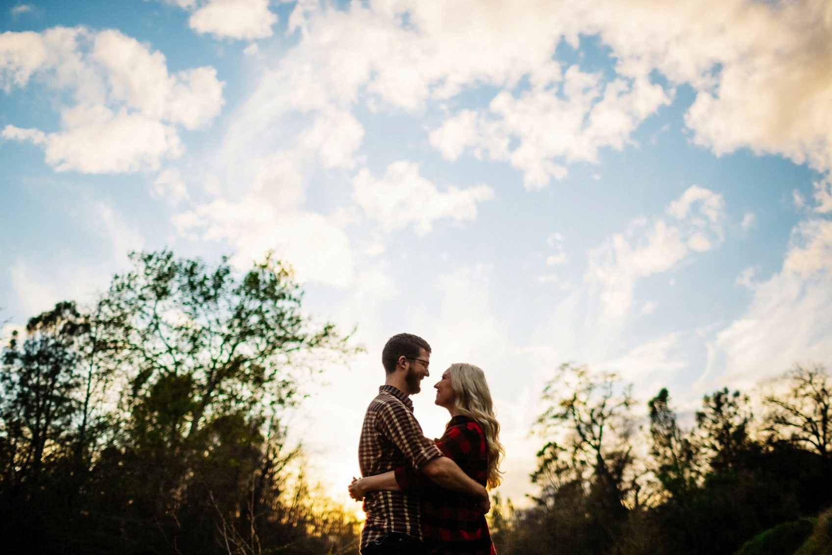 Chico Bidwell Park Engagement session 029 photo