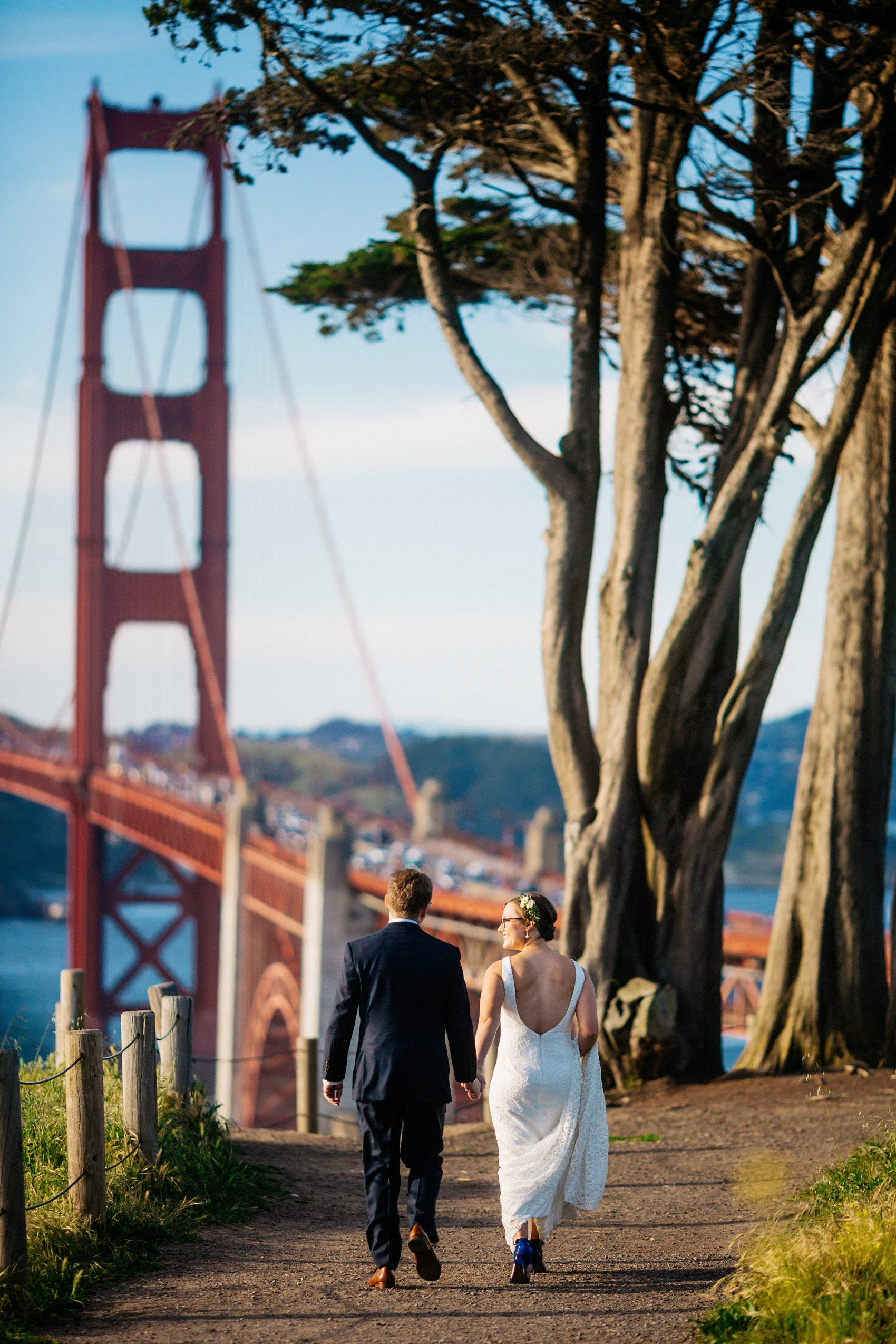 Presidio wedding San Francisco 013 photo