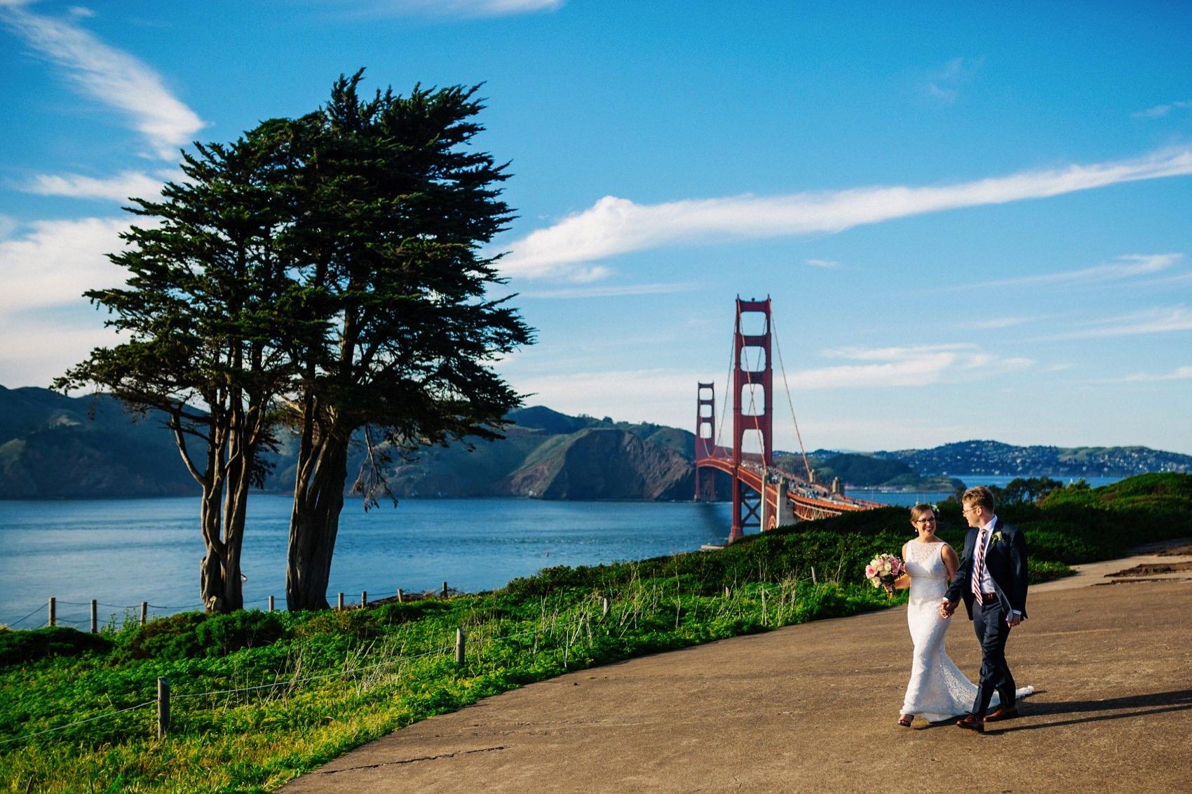 Presidio wedding San Francisco 053 photo