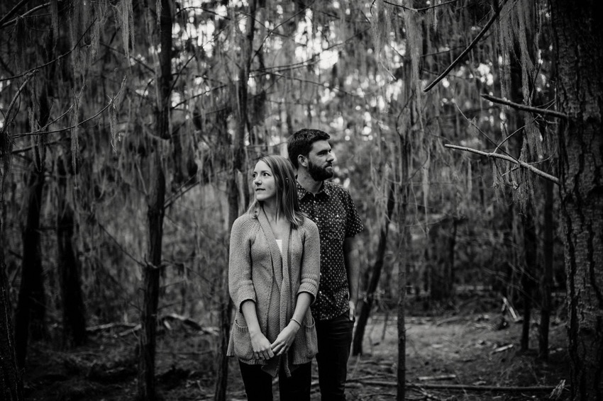Point Lobos Engagement session 005 photo
