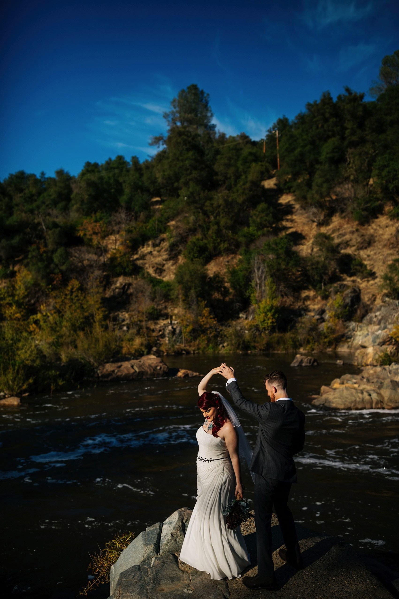 American River Resort Wedding Coloma California 051 photo