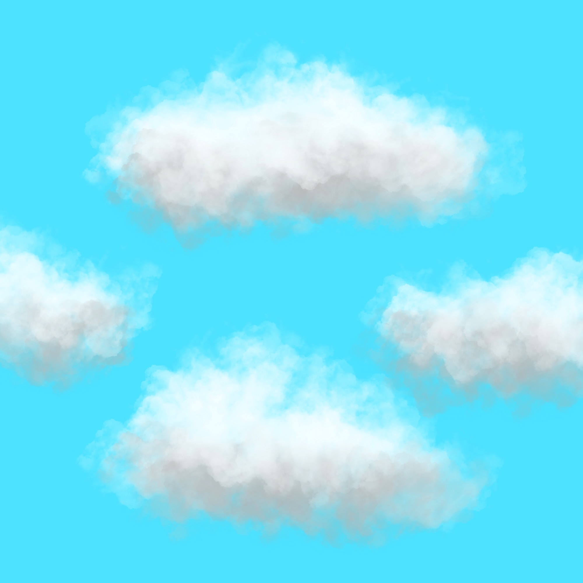 Some Clouds by Lisa Bardot