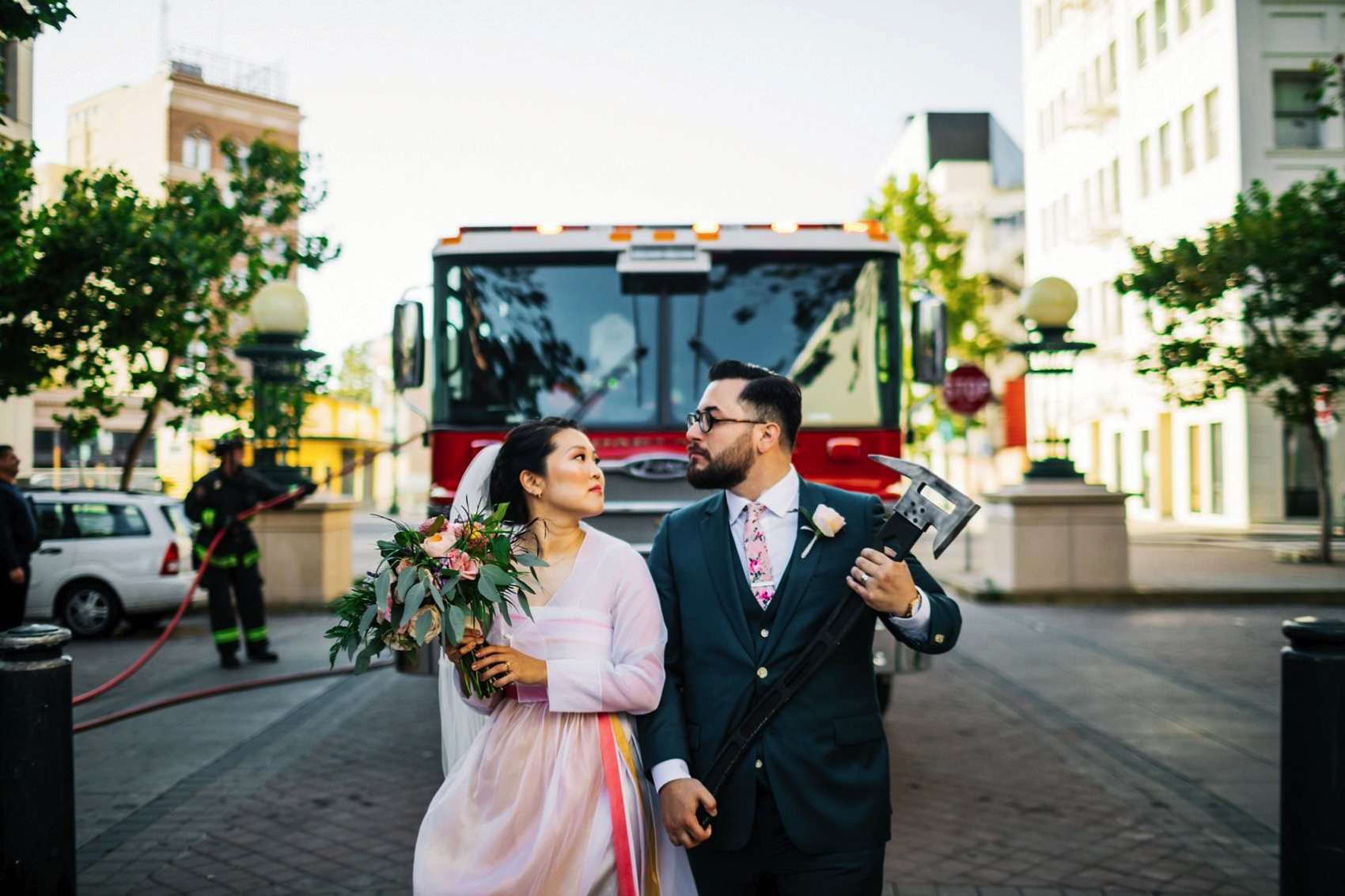 Oakland Wedding Photographer at 1544 Events 085 photo